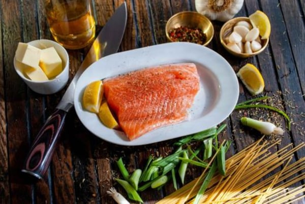 Image of Infused Salmon