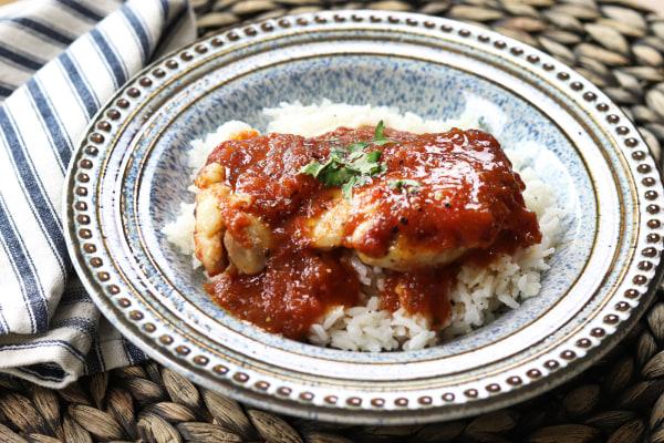 Image ofSummer Salsa Chicken