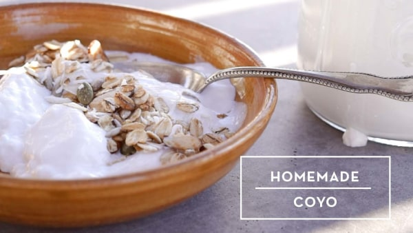 Image ofHow to Make Coconut Yogurt