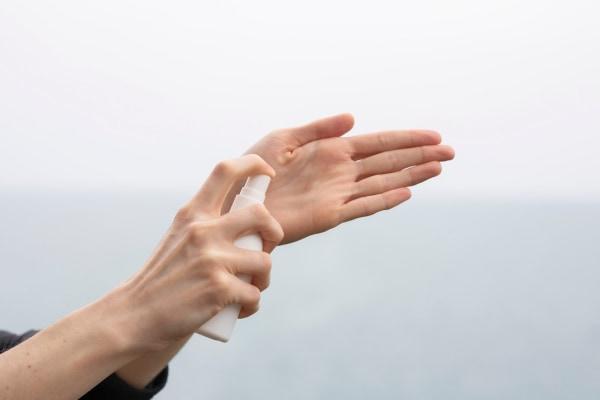 Image ofDIY Natural Hand Sanitizer Recipe