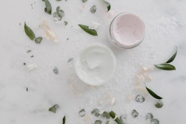 Image of Lavender Bath Scrub Recipe