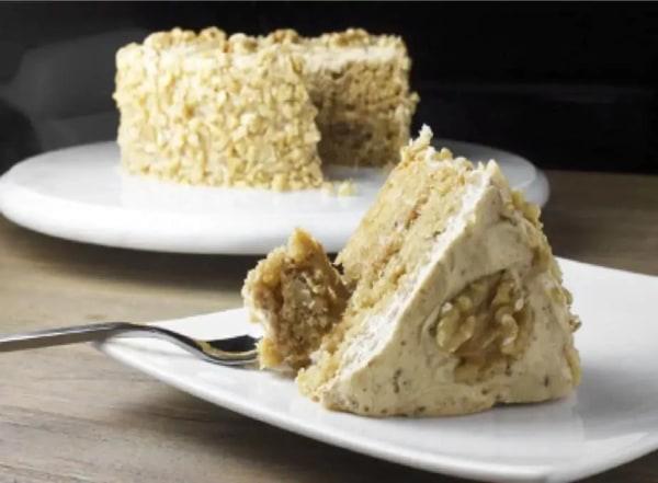 Image ofBaobab Walnut Cake