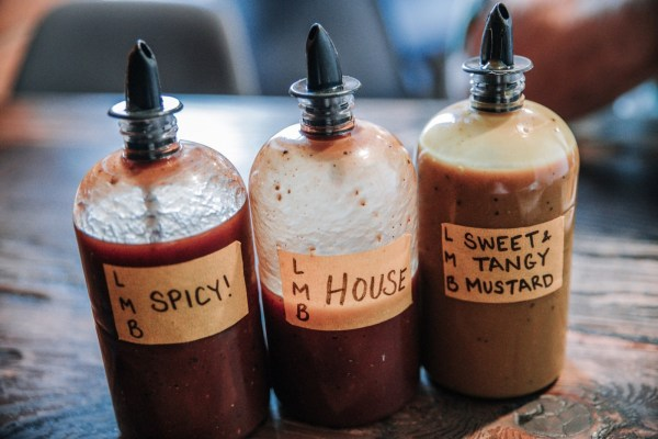 Image ofInfused BBQ Sauce