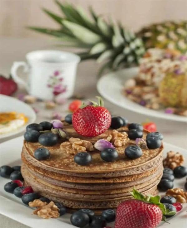 Image ofMoringa Pancakes