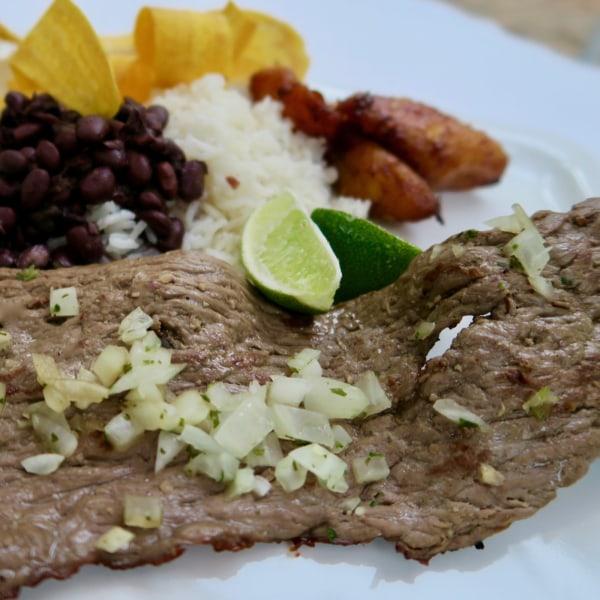 Image ofcuban steak (bistec)