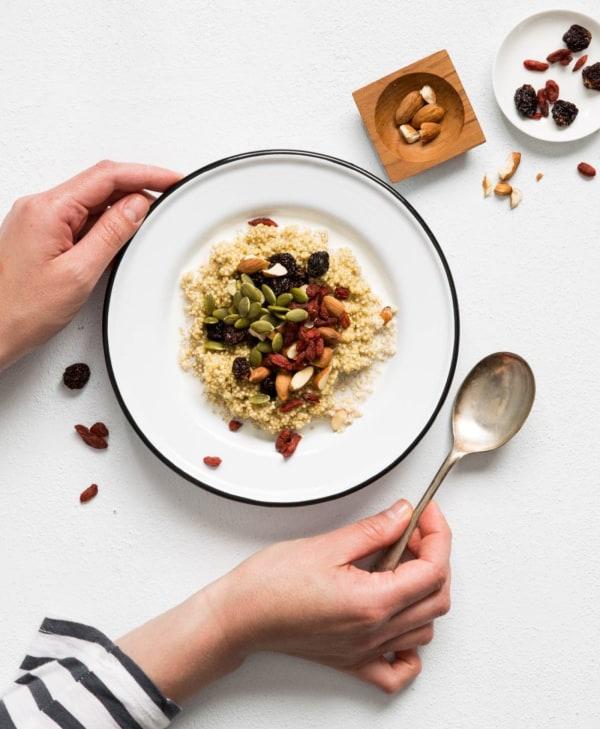 Image ofPaleo Berry Porridge