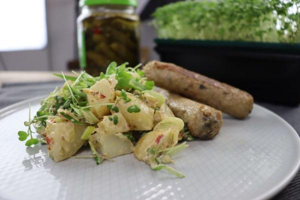 Image ofSpicy Black Mustard Potato Salad