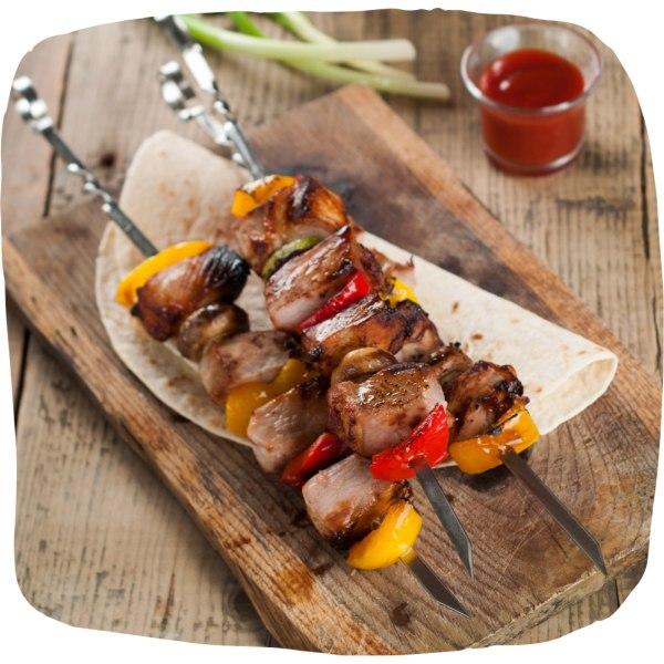 Image of Steak Kebabs