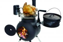 Image ofChicken on the Rottiserie