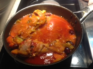 Image ofTasty Chicken and Vegetable Stew
