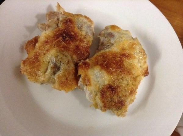 Image ofBaked Parmesan Chicken