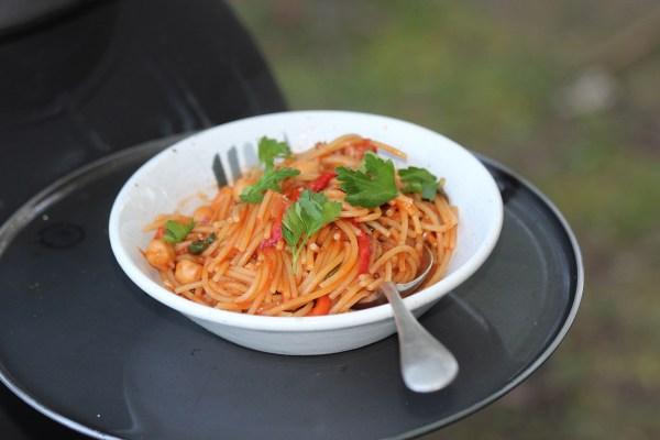 Image ofRicho's Famous One-Pot Pasta