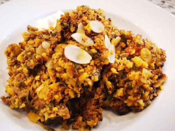 Image of 1 Curry 4 Ways - Biriyani