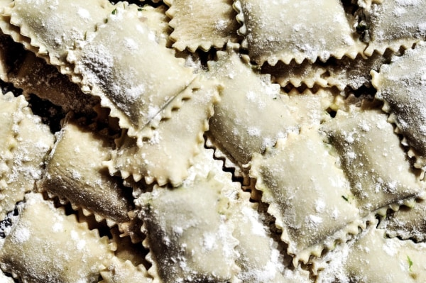 Image of Infused Ravioli Recipe With Ricotta