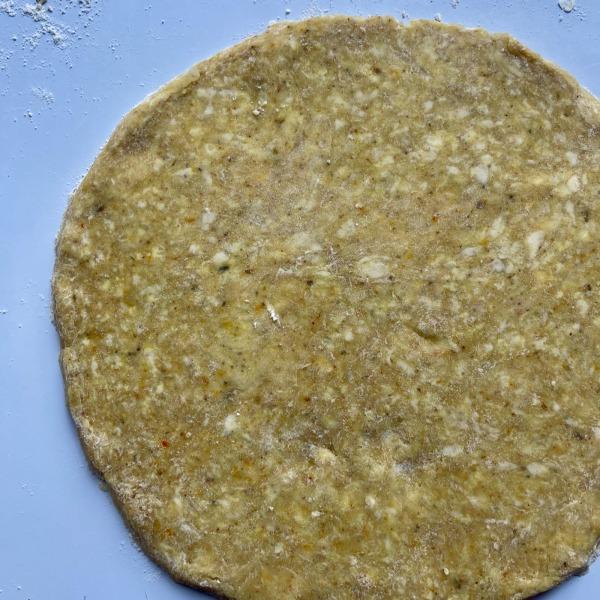 Image of Honey Butter Pie Dough