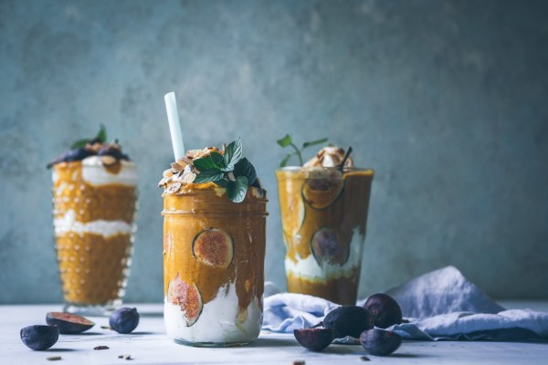Image of Infused Fig Smoothie Recipe