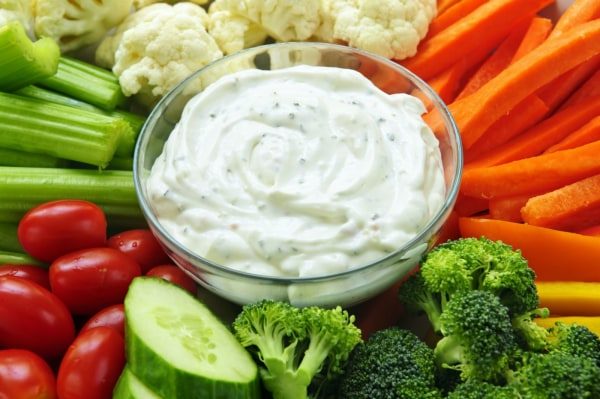 Image of Infused DIY Ranch Dressing