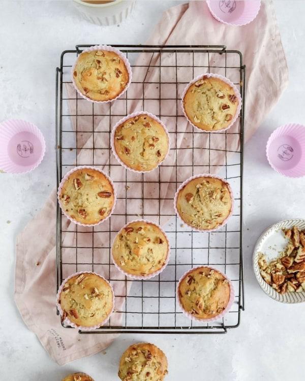 Image of Banana Pecan Muffins