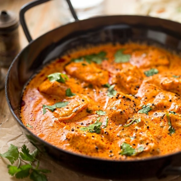 Image of Creamy Beef Curry