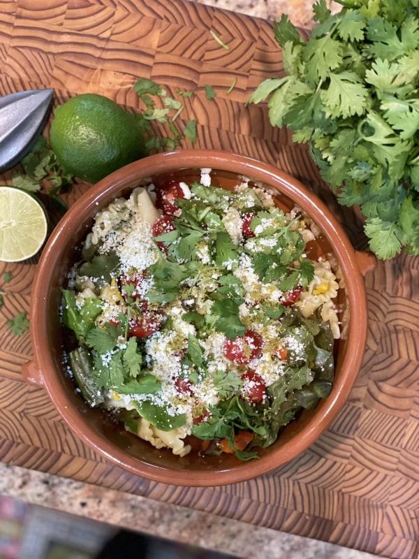 Image ofMexican Street Corn Pasta Salad