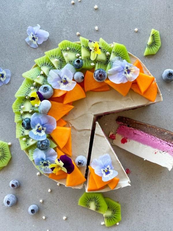Image ofTriple Treat Superfoods Vegan Cheesecake