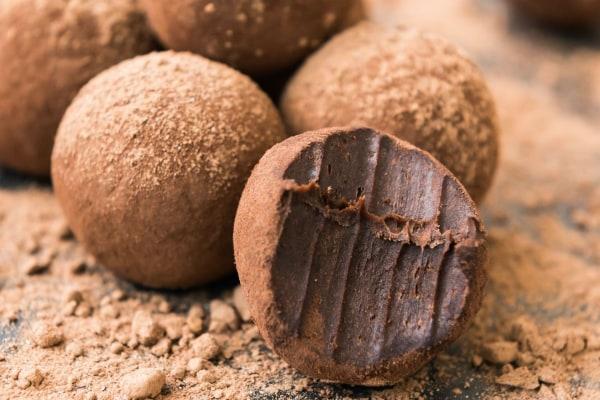 Image of Avocado Truffles