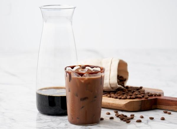 Image of Caramel Mocha Cold Brew