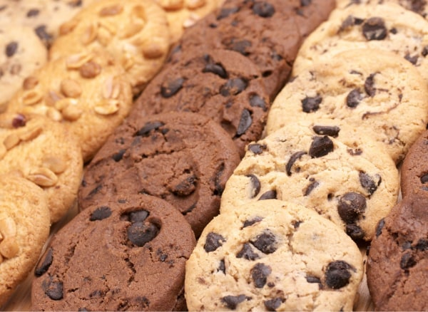 Image of Cake Mix Cookies