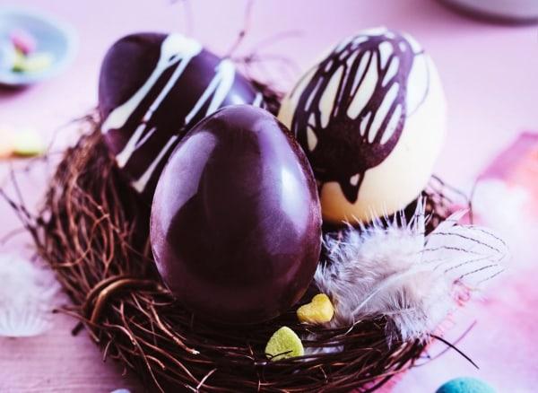 Image of Chocolate Surprise Eggs