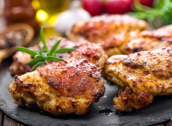 Image de la marinade pour poulet