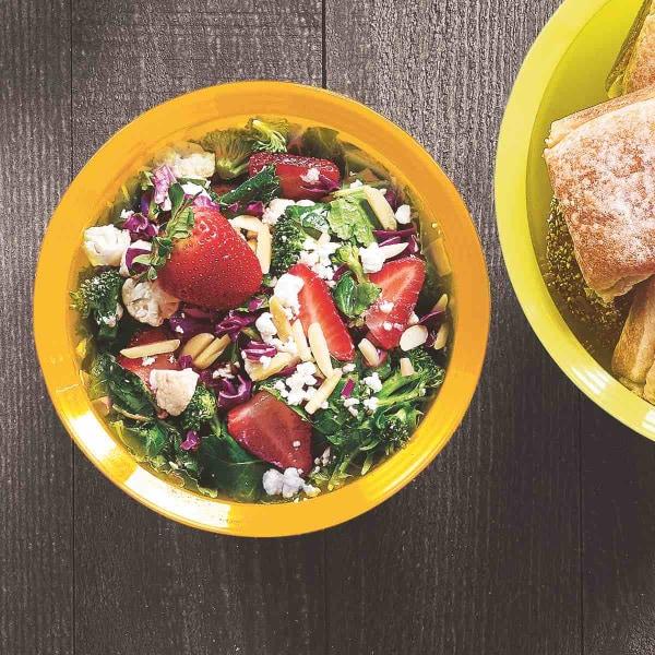 Image of Kale & Strawberry Salad
