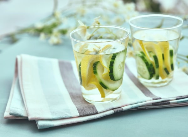 Image of Ginger Cucumber Water