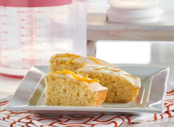 Image of Orange Poppy Quick Bread