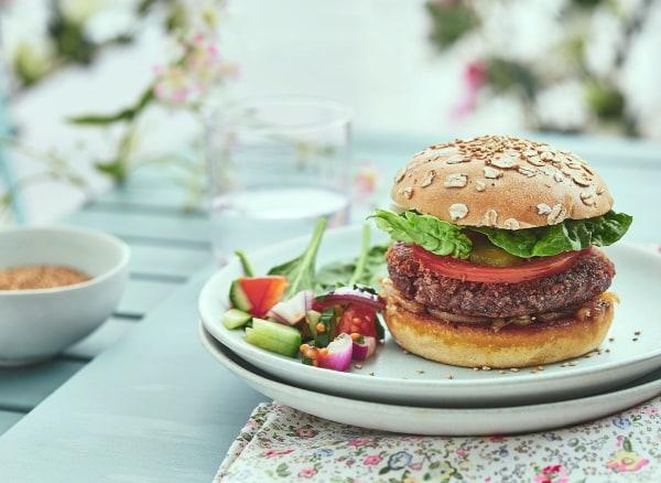 Image of Red Bean Burger