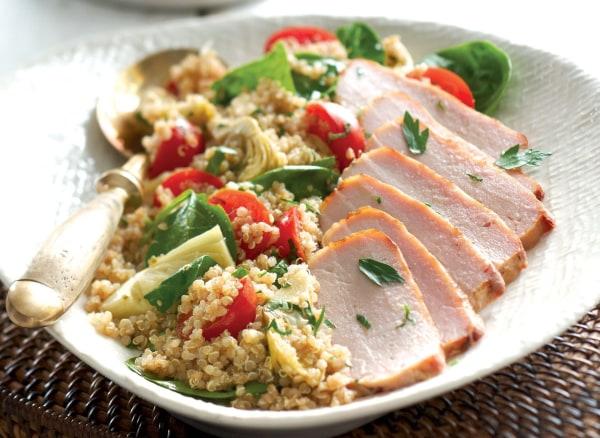 Image of Quinoa & Pork Tenderloin Salad