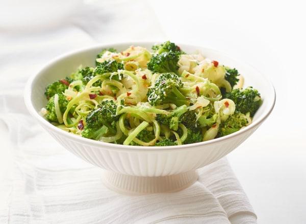 Image of Spiralized Broccoli Salad