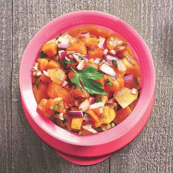 Image of Papaya Salsa