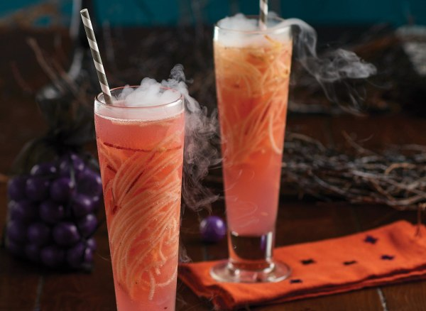 Image of Twisted Worm Mocktail