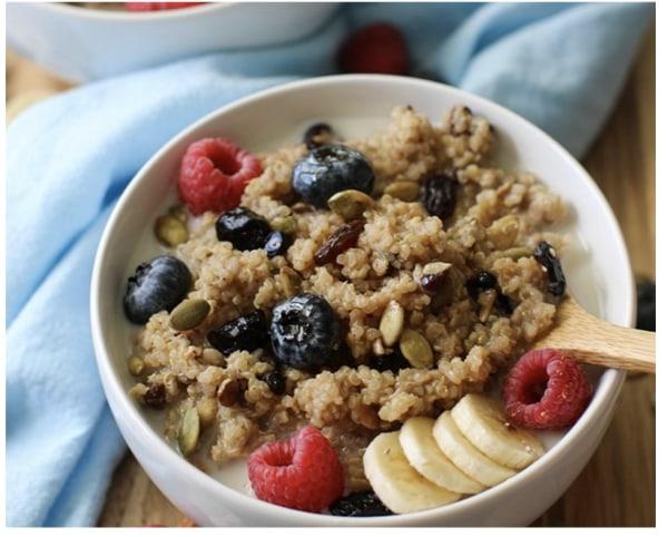 Image of Quinoa Breakfast Bowls