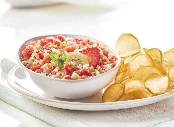 Image of Strawberry Salsa