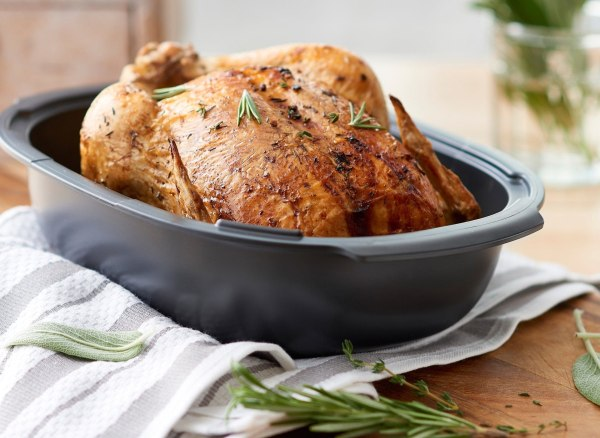 Image of Thyme And Sage Roasted Chicken