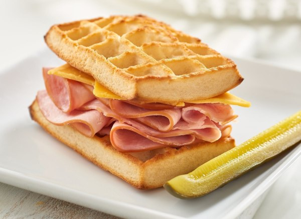 Image of Waffle Bread