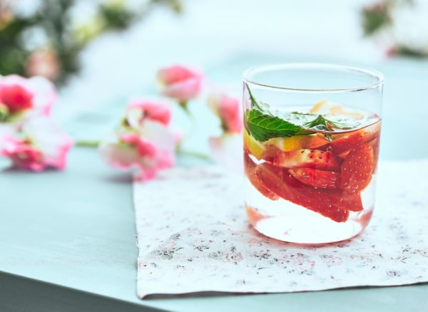 Image of Strawberry Mint Water