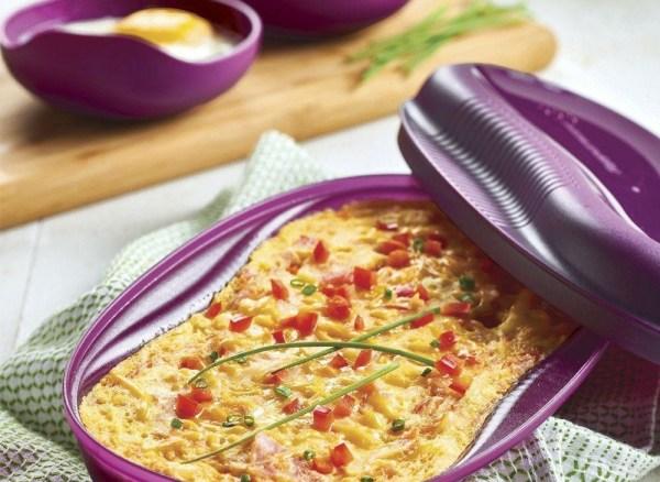Image of Turkey Avocado Omelette
