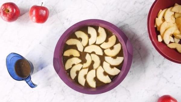 Image of Upside Down Apple Cake