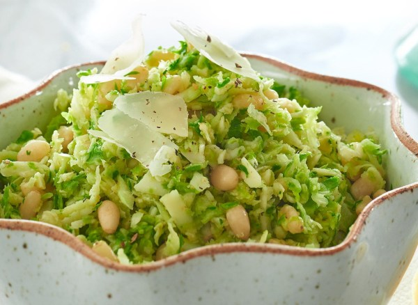 Image of Brussel Sprout Salad