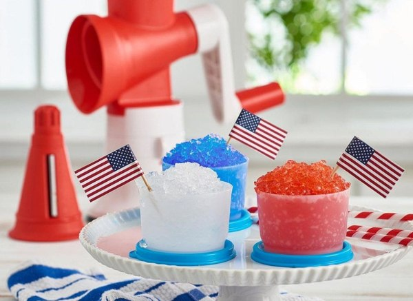 Image of Berry Patriotic Shaved Ice Syrup