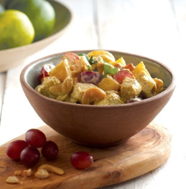Image of Bombay Mango Chicken Salad