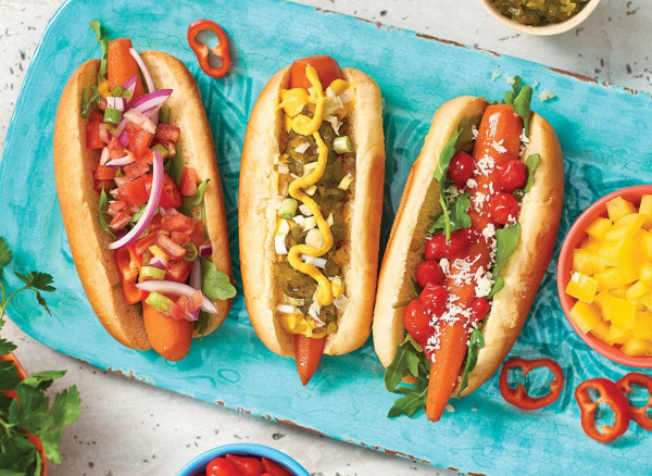 Image of Carrot Dogs