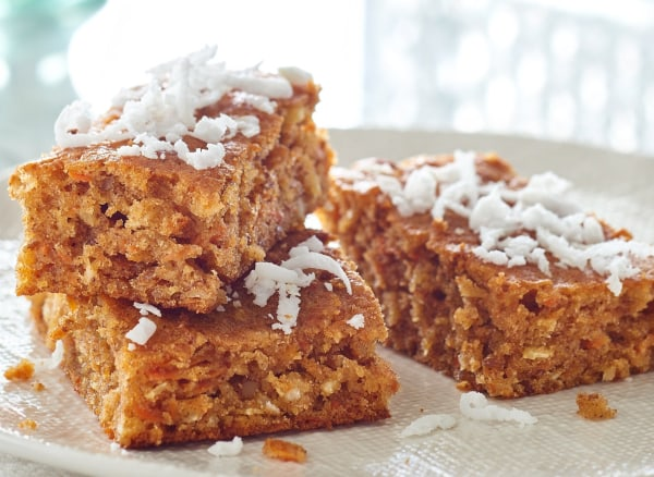 Image of Carrot Loaf Cake